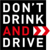 Don't drink and drive Logo